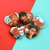 JJK Heart Buttons