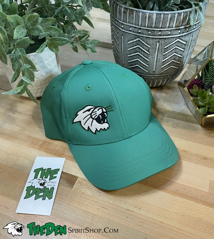 Image of YOUTH Performance Hat, Green