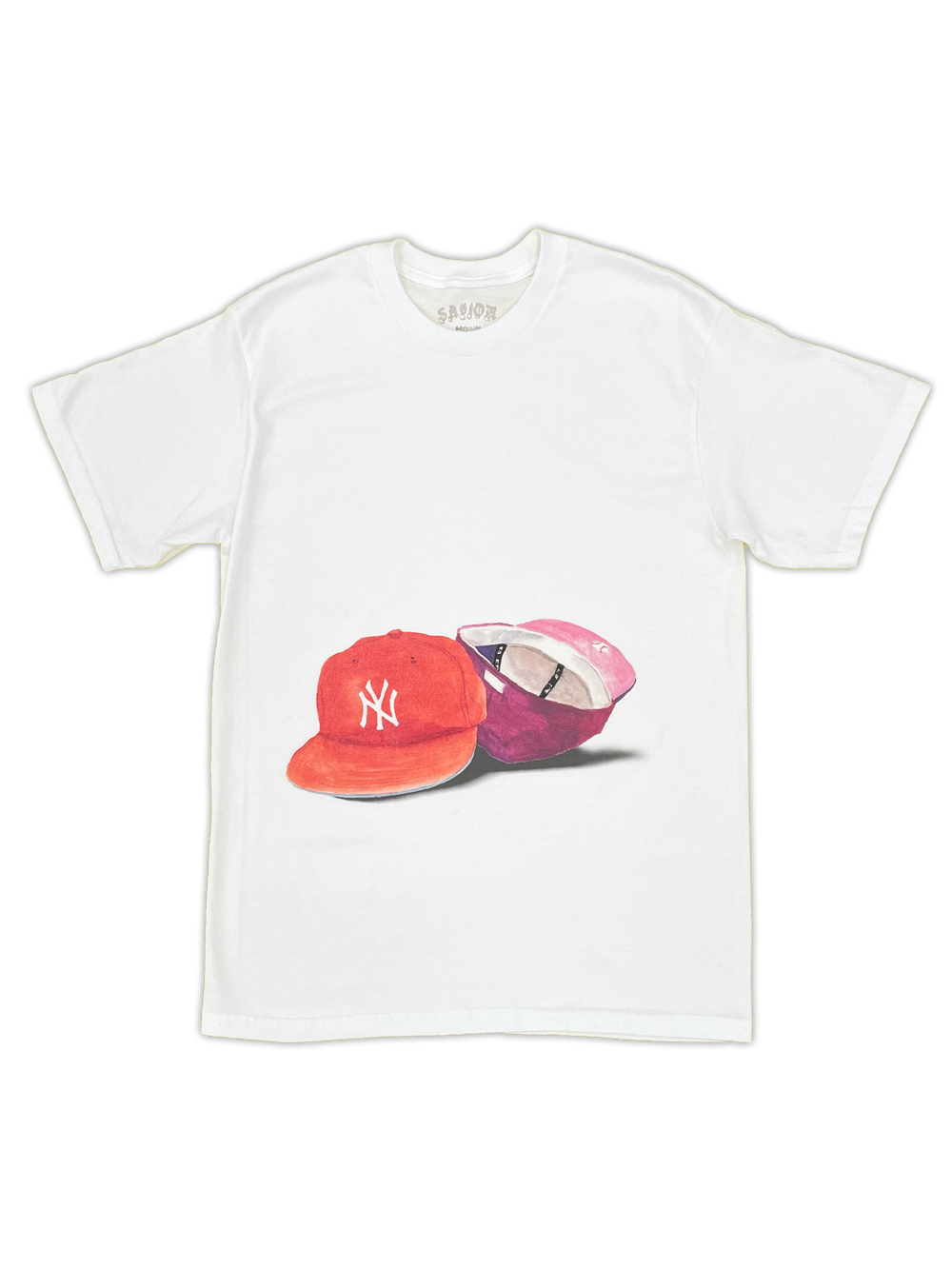 Image of HC TOPPS Tee By Jacob Rochester