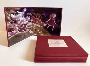 """""""Ashlyn's Week of Vivid Dreams"""" artist book set"""