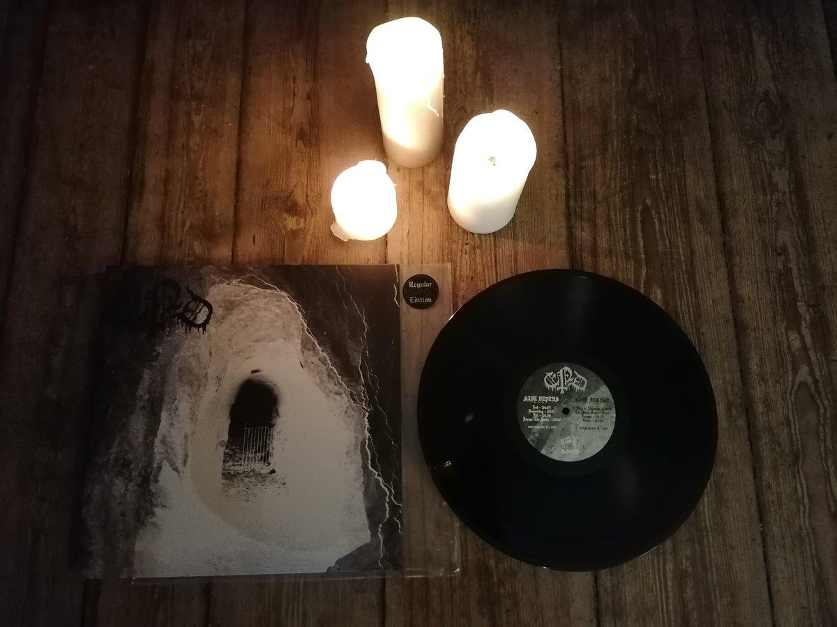 END - S/T LP REGULAR BLACK VINYL LTD.  (VOF003LP)