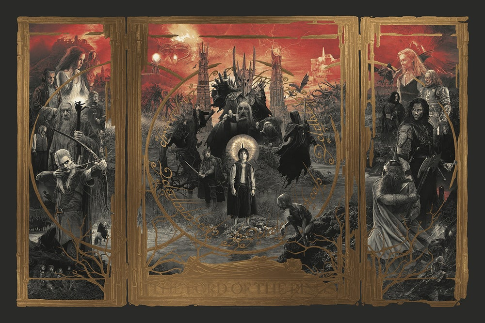 Image of The Lord of the Rings Foil
