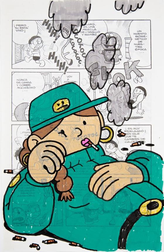 Image of IMON BOY - Smoke police, 2021