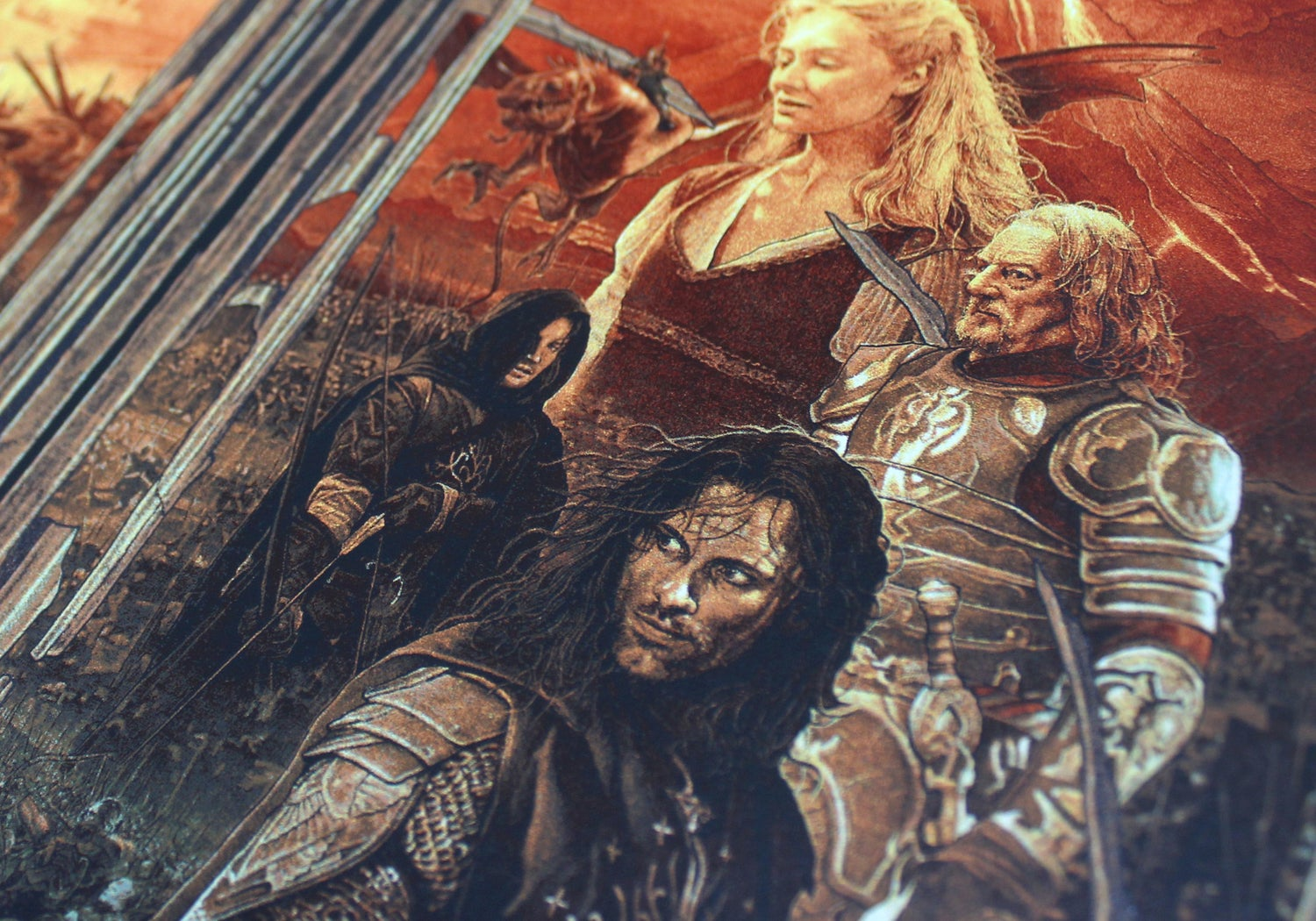 Image of The Lord of the Rings Variant