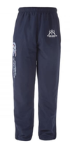 OBSC  Canterbury embroidered tracksuit bottoms