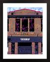 Black Cat DC Daytime Giclée Art Print (Multi-size options)