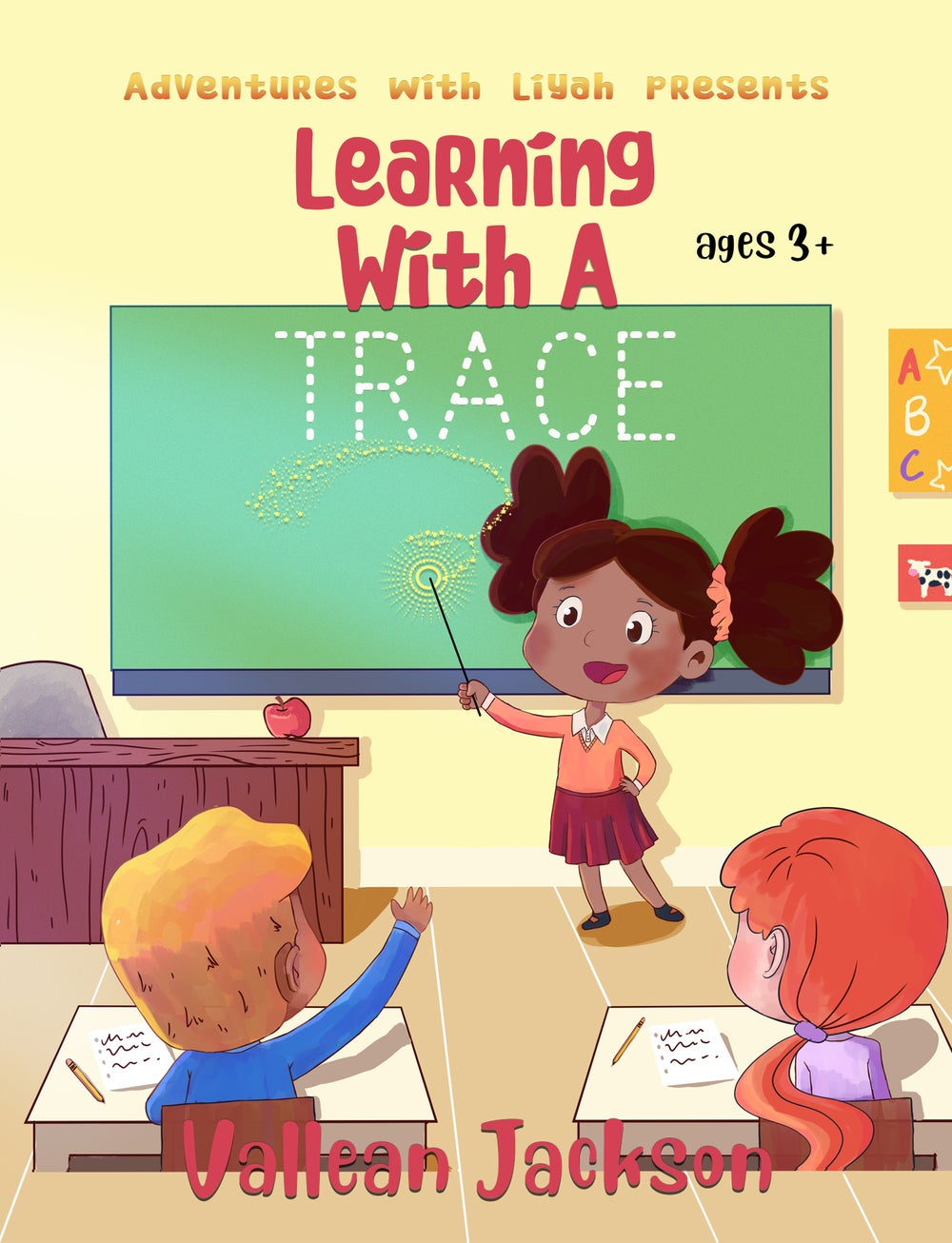Image of Adventures With Liyah presents: Learning With A Trace