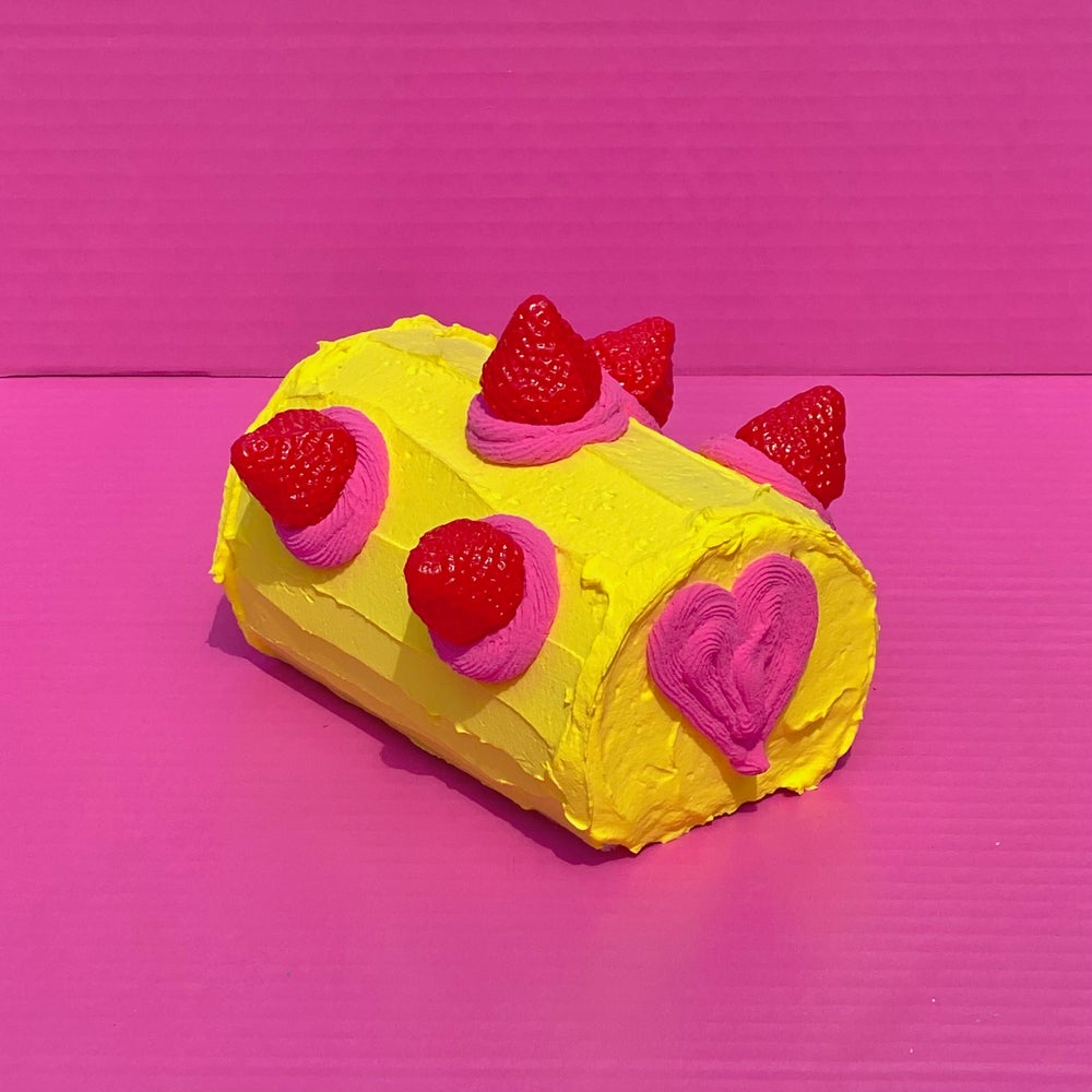 Image of Gan Bei Gals x PSC roll cake 1