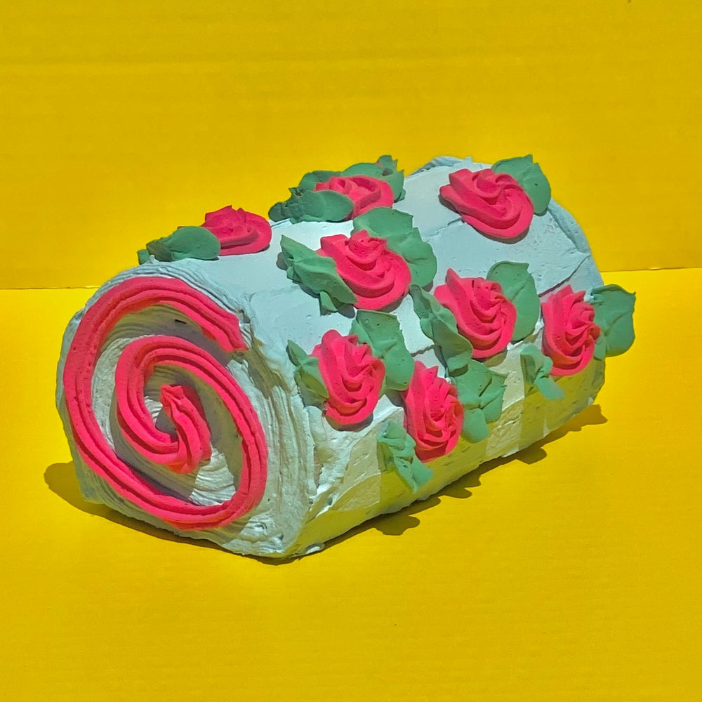 Image of Gan Bei Gals X PSC roll cake 2