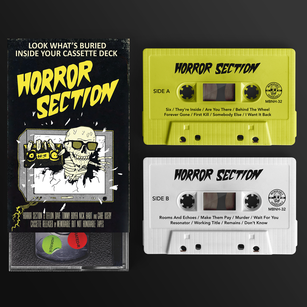 Horror Section S/T