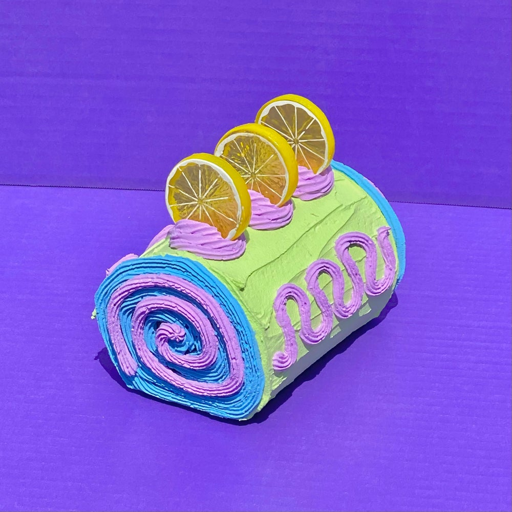 Image of Gan Bei Gals X PSC roll cake 4