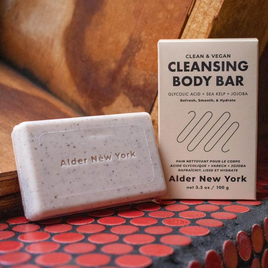 Image of Alder Cleansing Body Bar