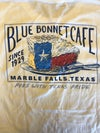 White Pie Flag Long-Sleeved T-Shirt