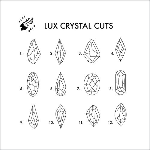 "Image of ""Crystal Cut"" Lux Captus Pendant Pre-Orders"