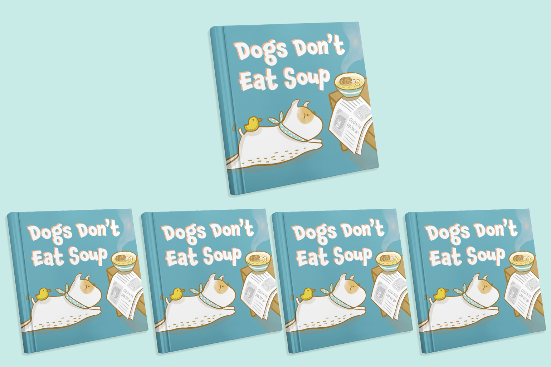 Image of Five Books - Plus more goodies!