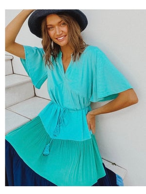 Image of Hailey Tiered Dress