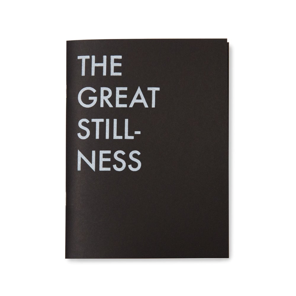 Image of The Great Stillness