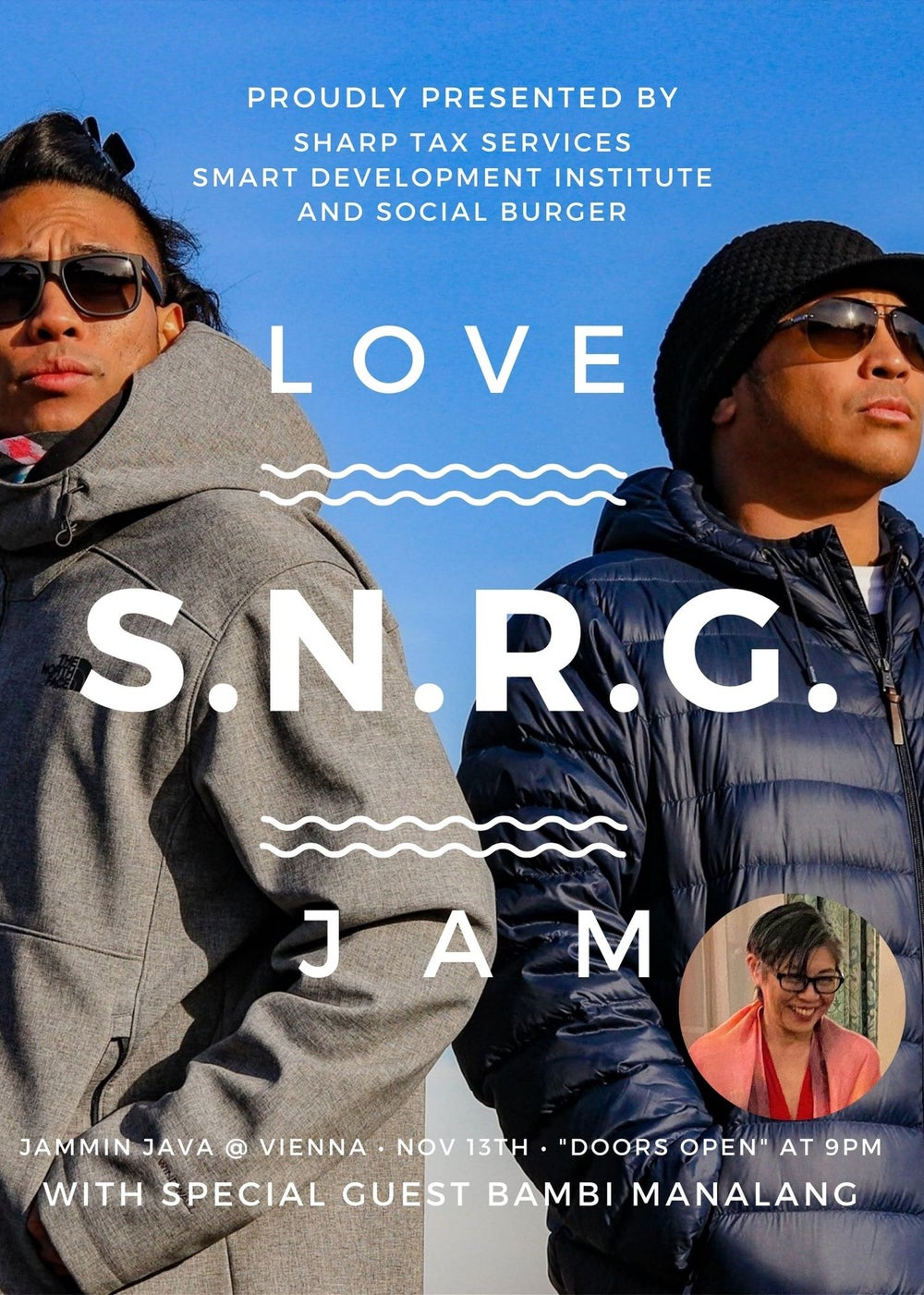 Image of S.N.R.G. feat. BAMBI