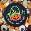Hallowe'en 2021 pumpkin basket patch - More treats, less tricks.