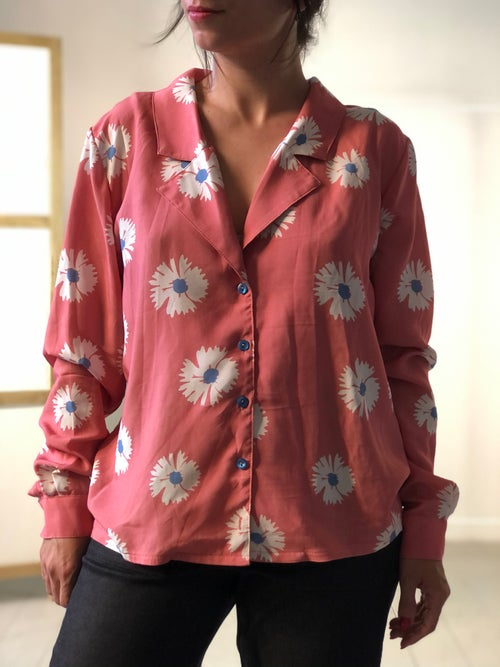 Image of CAMICIA FOR YOU MAXI MARGHERITE