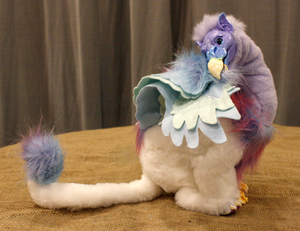 Image of Vulture Gryphon