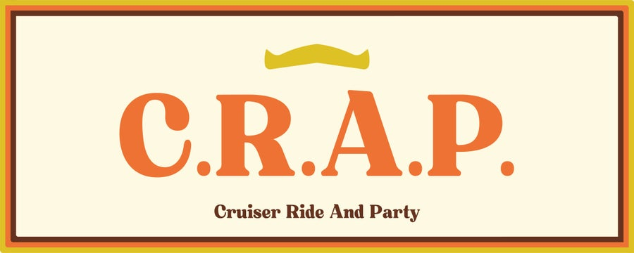 Image of 2021 CRAP Cruiser Ride And Party