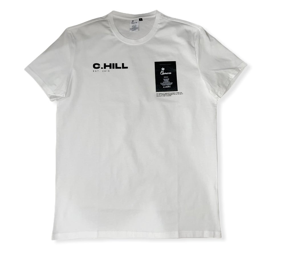 Image of C.HILL Care Tag Tee