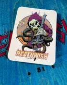 Image of Astrovore Skate Sticker