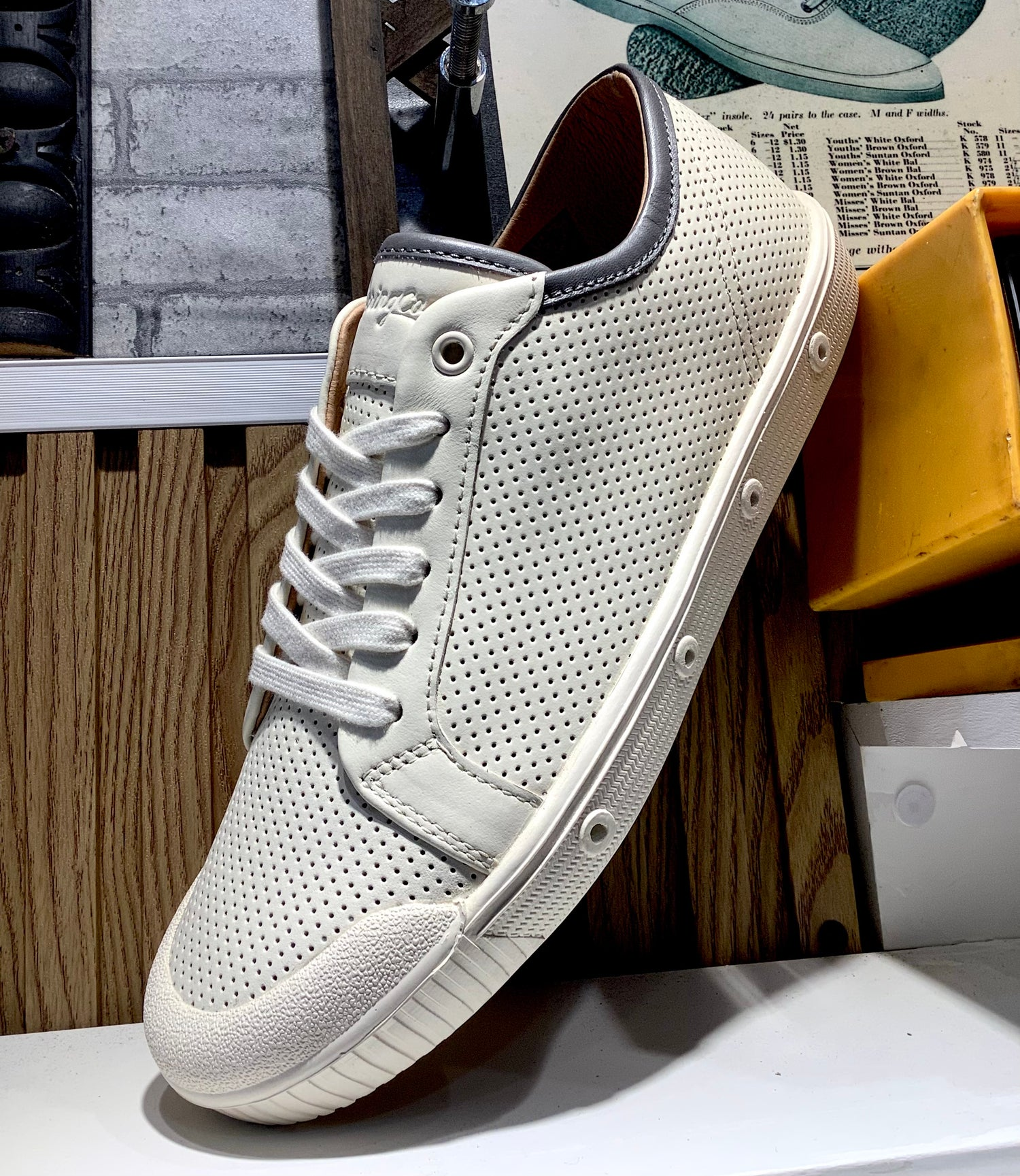 Image of Spring court G2 nappa leather sneaker shoes
