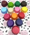 Cupcake cases - Choose your colour