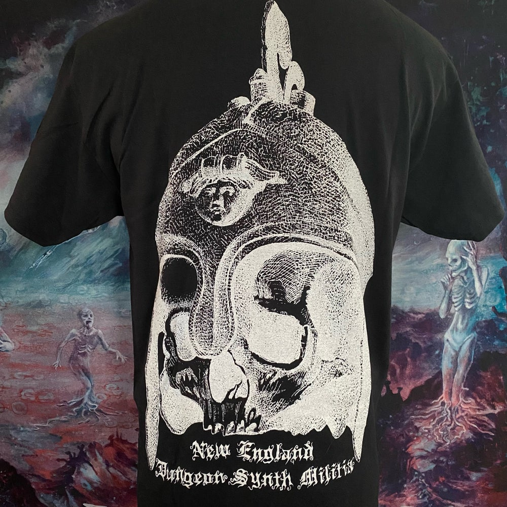 Out Of Season 'New England Dungeon Synth Militia' T-Shirt