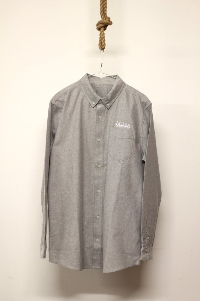 Image of Bladelife Button Up Shirt