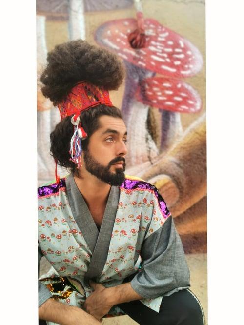 Image of Shiva Mushroom Kimono