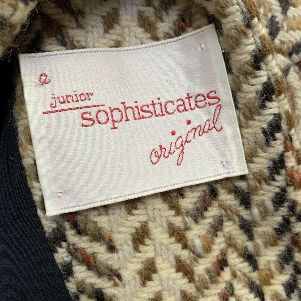 Junior Sophisticates Wool Jacket Medium
