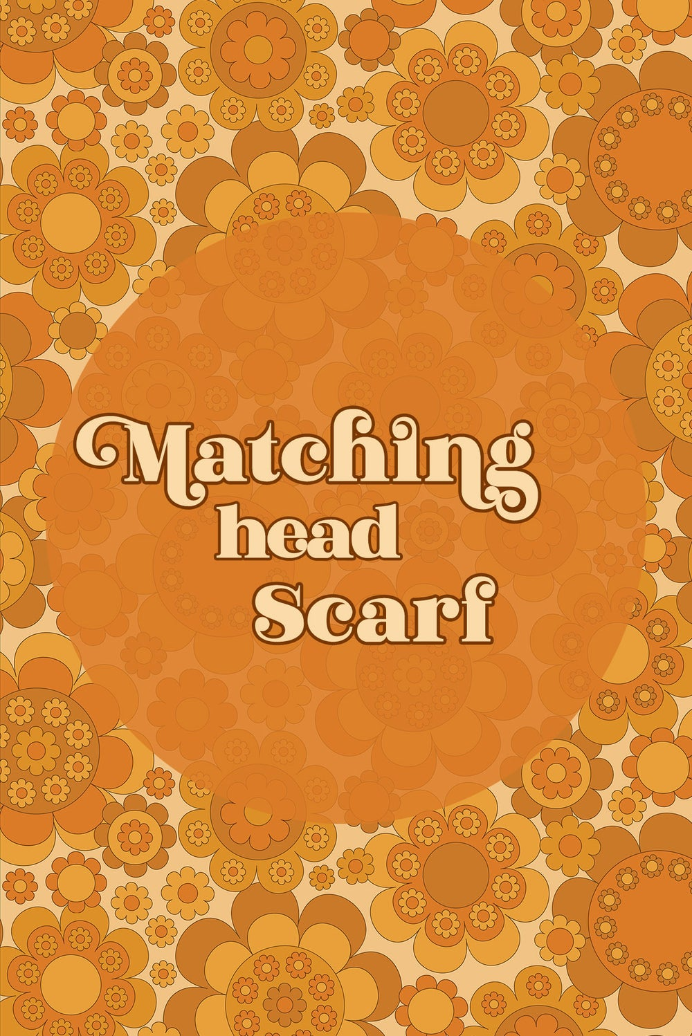 Match head scarf