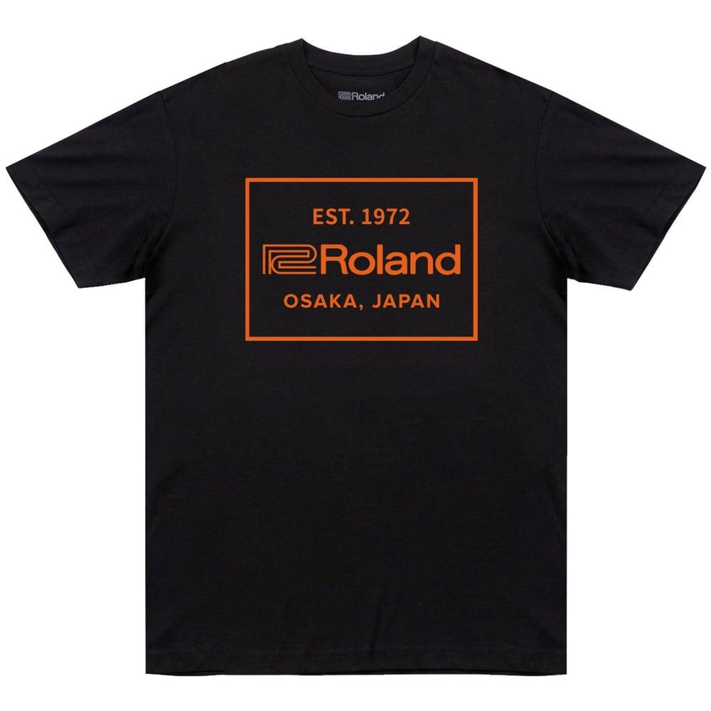 Image of Roland EST. 1972 T-Shirt