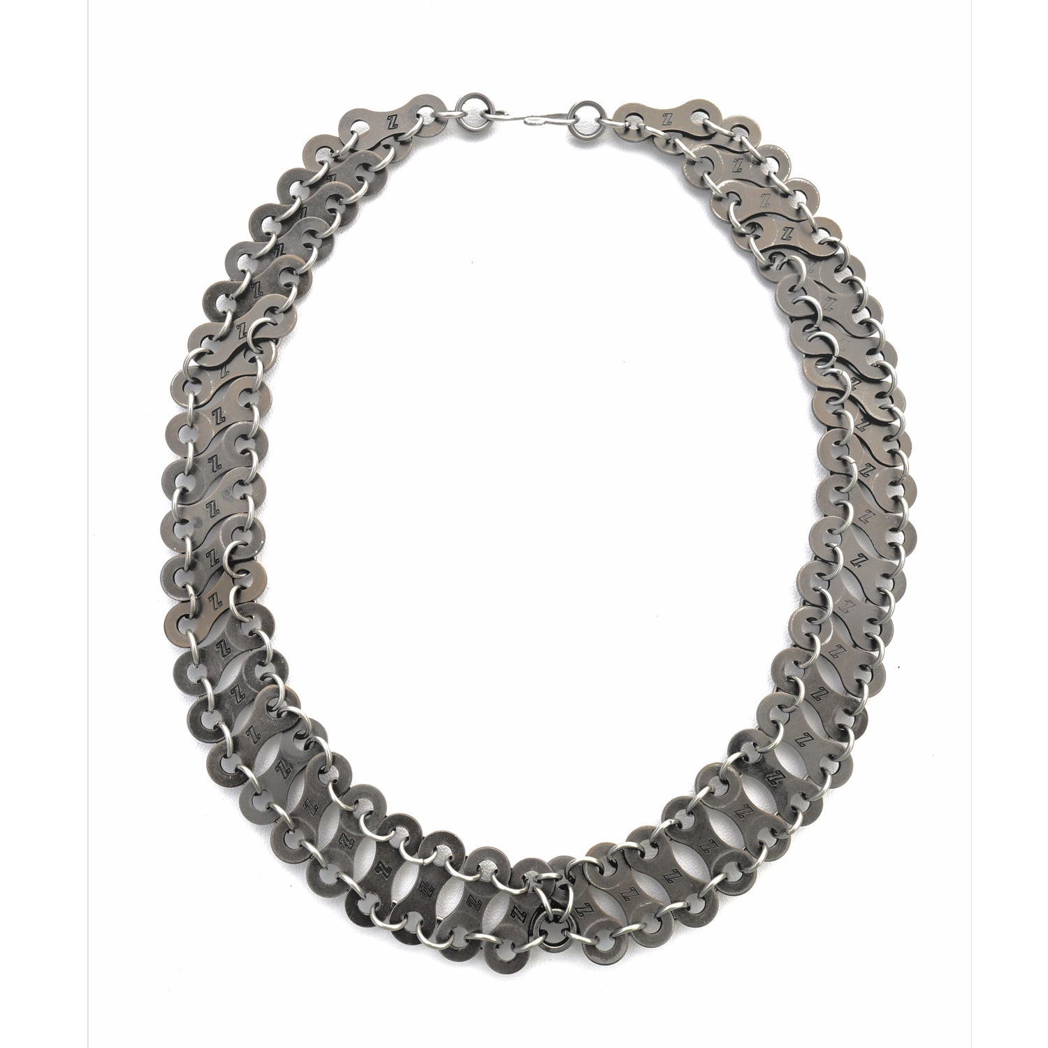 Image of Tracks Necklace