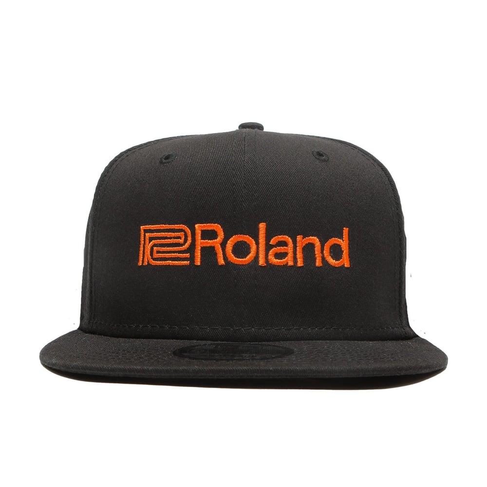 Image of Roland Basics Logo Snapback Hat