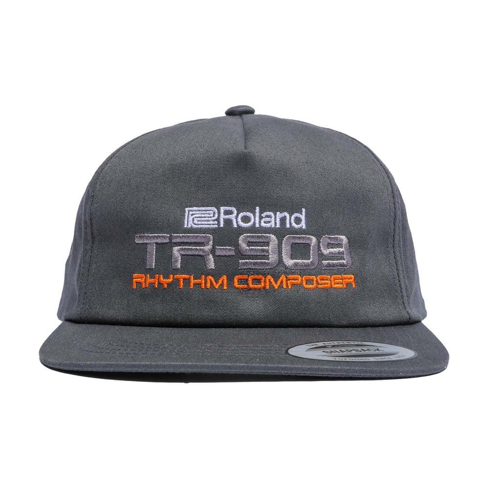 Image of Roland TR-909 Snapback Hat