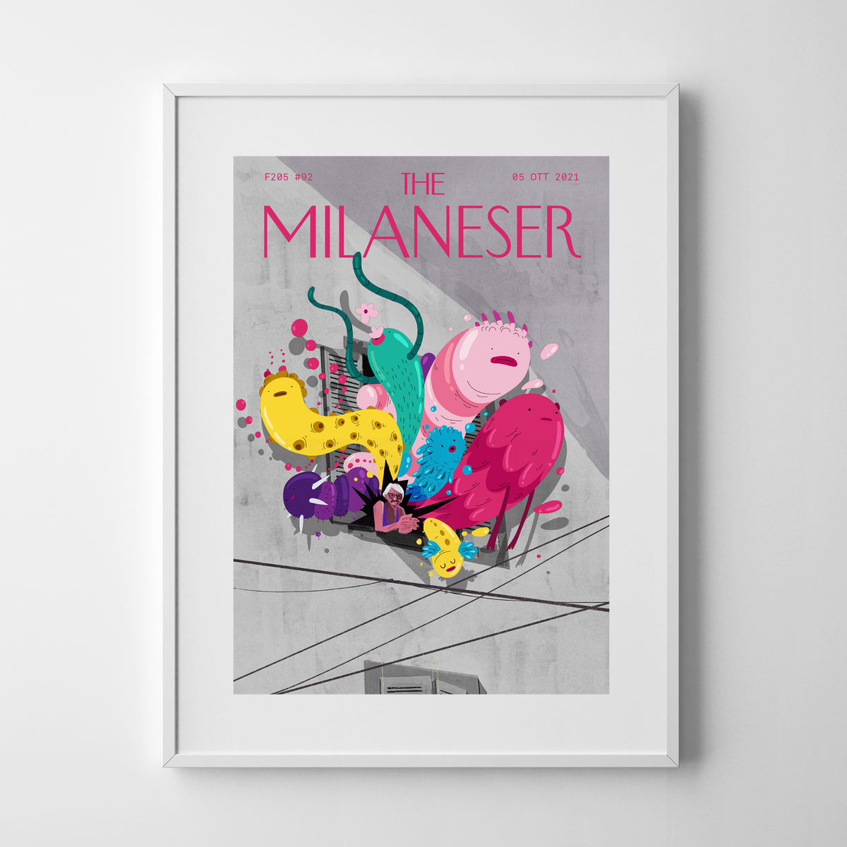 Image of The Milaneser #92