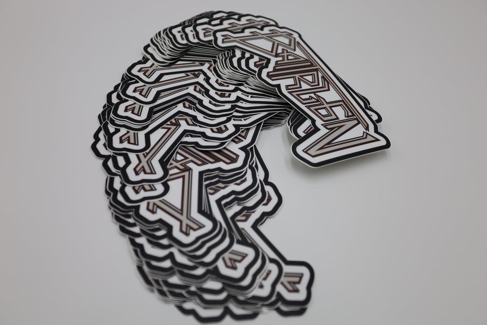 Image of 20cm DECAL PACK