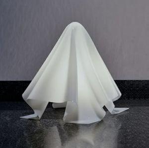 Image of Shiro Kuramata K Series Standing Lamp