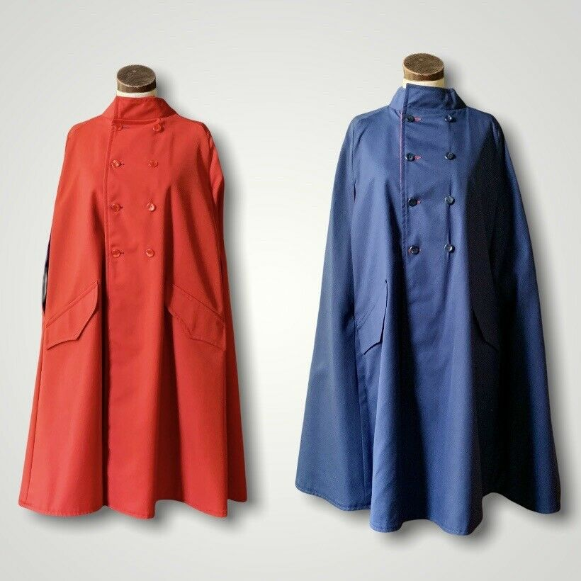 Serbin Reversible Raincoat Medium