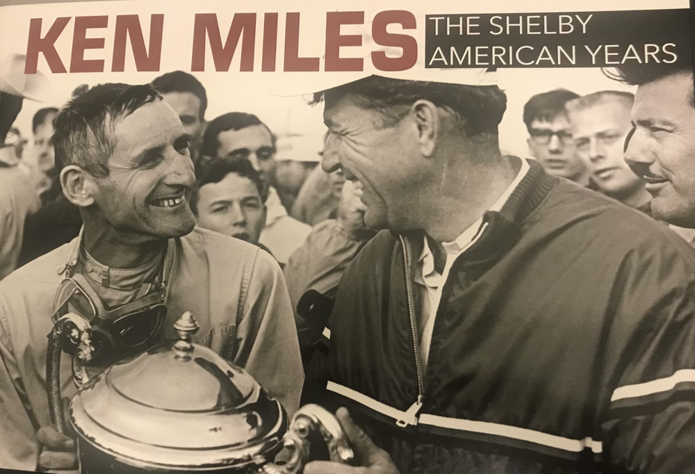 Image of Ken Miles - The Shelby America Years - Exclusively Signed