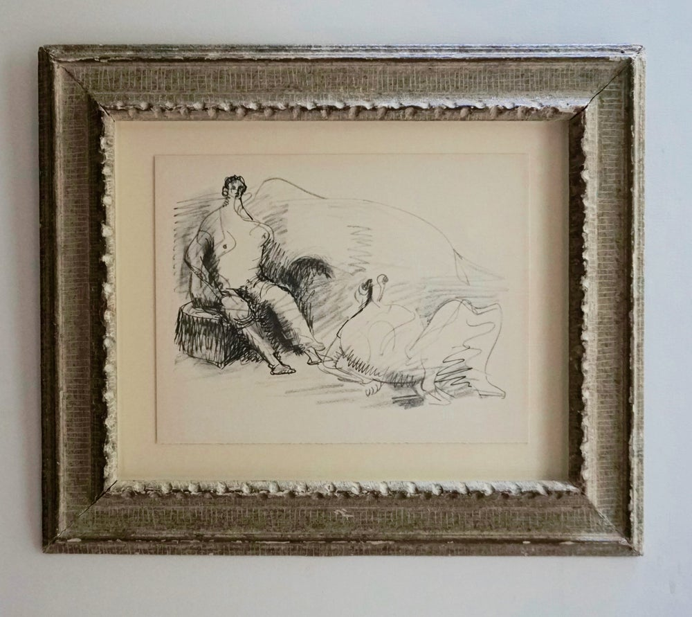 Image of MOORE COLLECTION / couple 27/998
