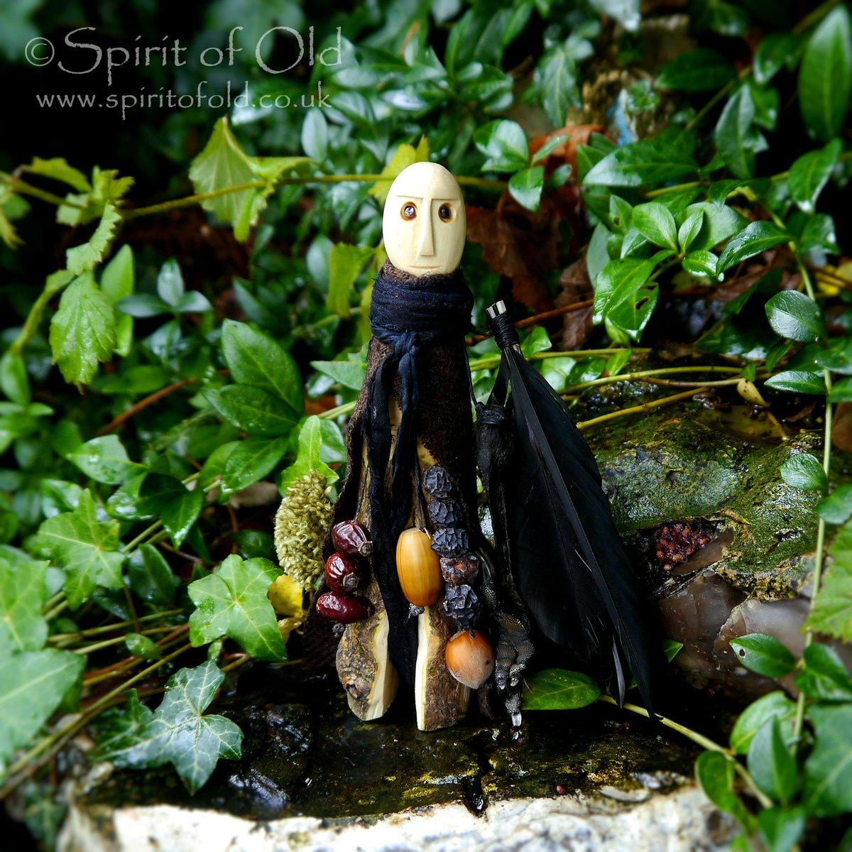 Image of Stonehenge Holly Tree Spirit (TS058)