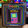 Neon Boy Pin