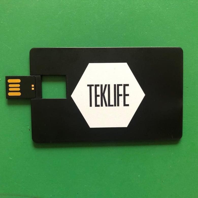 Image of TEKLIFE USB CARD