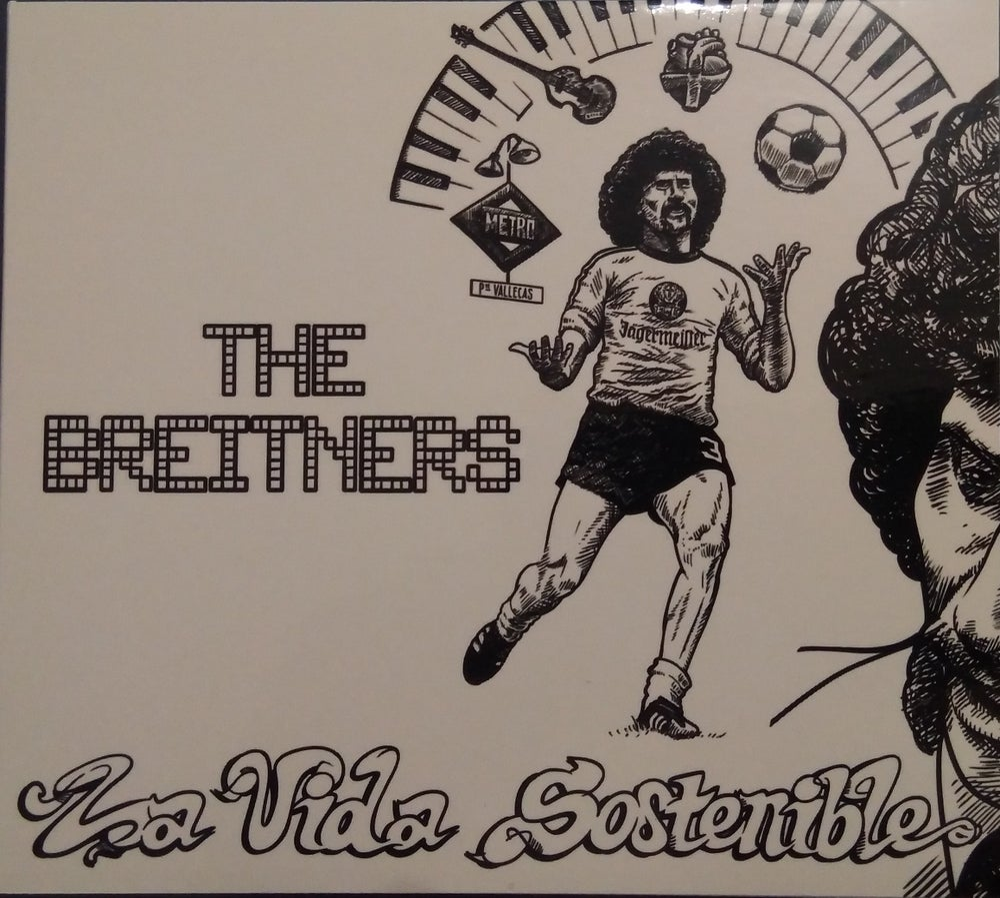 Image of Cd The Breitners La Vida Sostenible