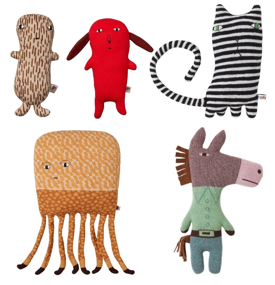 Image of  Stuffy Friends (Not Just For Kids!)